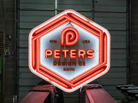 PDCo Neon Sign