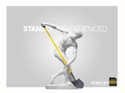 STANLEY Tool Advertising