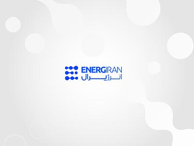 Energiran Logo energiran logo design logo brand iran branding persian drawing design typography illustration vector