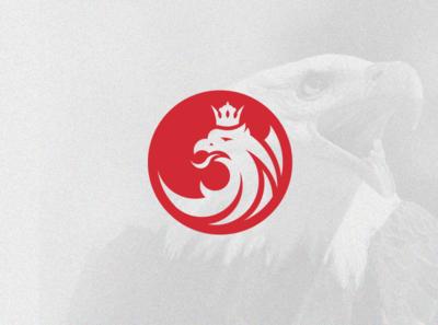Eagle Logo illustration logotype logo mark logo design photoshop illustrator artistic ai logo art