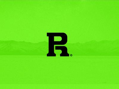 PR Logo Monogram branding design dailylogochallenge logo design photoshop illustrator artistic ai logo art
