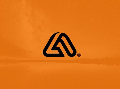 A Letter Mark. dailylogochallenge illustration logotype logo mark logo design photoshop illustrator artistic ai logo art