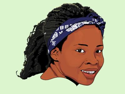 """Lookie here"" digital art drawn cartoon heads photoshop illustrator illustration"