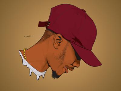 No cap huion illustrator digitalart