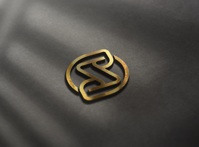 Letter S Circle Logo