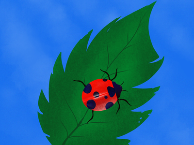Bug realistic digital art