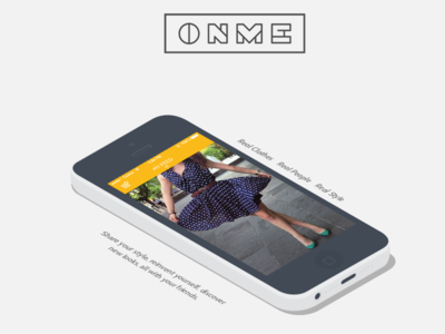 Onme Launch Website