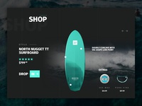 GoSurf | Website Design Shop UX/UI