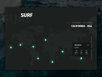 GoSurf | Website Design Surf UX/UI