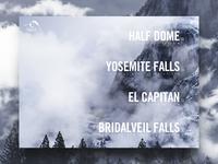 Yosemite Attractions