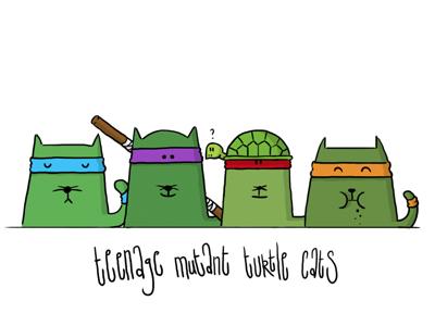 Turtlecats