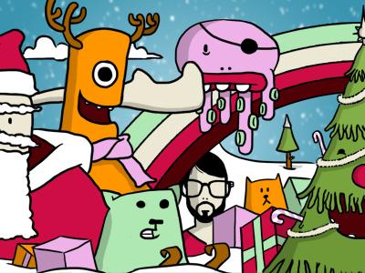 Christmas Greetings #2