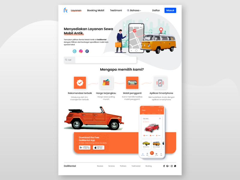 Car Rental Web Concept Design flatdesign uxui userinetrface xd design photoshop illustration webdesig uiux design uiux uiuxdesign design ui simplify