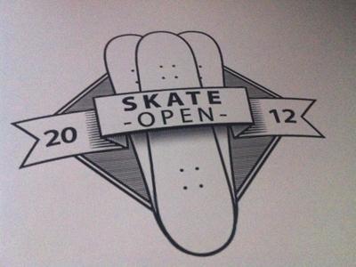 Skate Open 2012