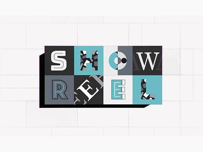 Showreel '18 motion design infographics dribbble portfolio demo reel reel showreel design typography motion aftereffects animation cinema4d c4d motiongraphics 3d