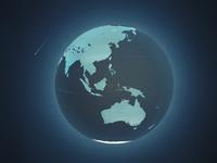 Boris moshkov styleframe 2019 earth