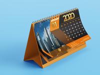 Desk Calendar Design adobe illustrator illustration icon desk calendar calendar design calendar typography logo design graphic design ux ui branding