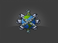A concept take on an event icon