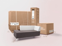 Furniture packaging