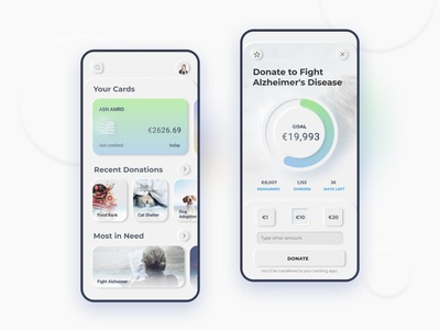 Mobile Giving App