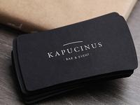 Kapucinus Final Logo