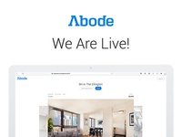 Abode is LIVE!