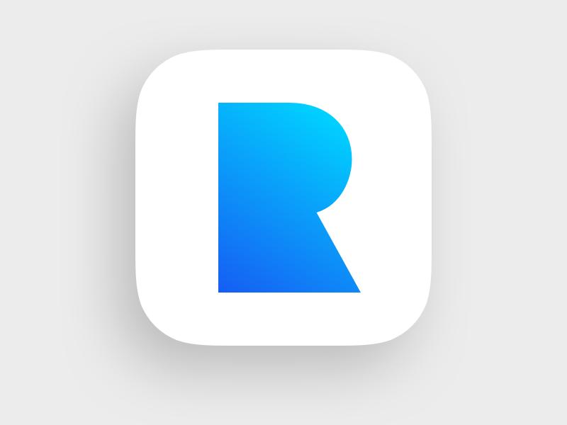 Randm iOS icon iphone application random app ios randm