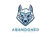 Abandoned wolf