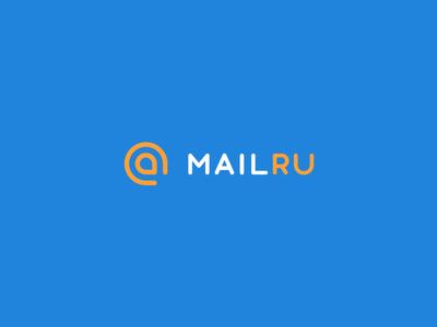 Mail.ru logo redesign