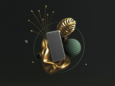 Abstract phone composition