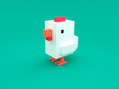 Poly Chicken | Crossy Road