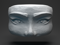 Sculpt Face - Week 001