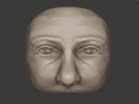 Sculpt Face - Week 003