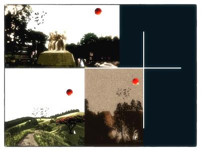 Upoma illustration design photomanipulation