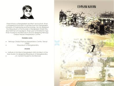 Tribute_ Ehsan Khan digital art design