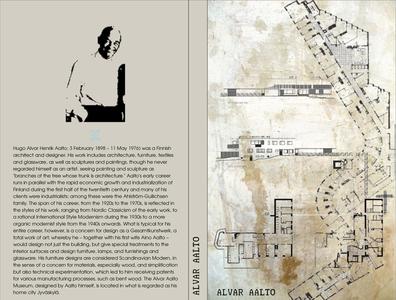 Poetry of Lines  Alvar Aalto