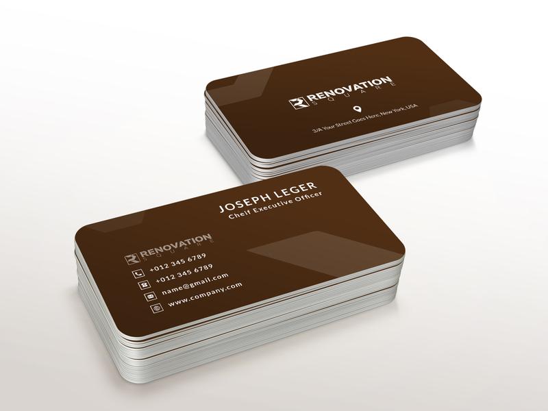Business Card Design food ads ofset printing flyer design minimal vector logo branding design illustration ofset printing cmyk flyer design