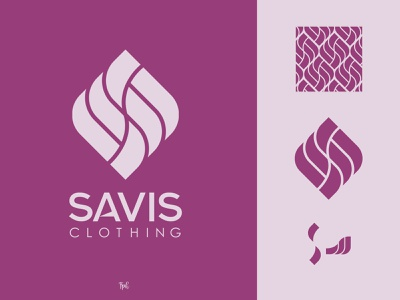SAVIS illustrator visual identity logodesign logo graphic branding