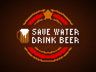 For our beer keg dispenser