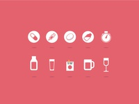 """""""Drugs and stuff"""" icon pack"""