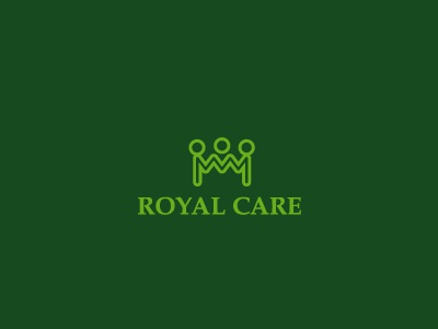 Royal Care royal loyal care logo health people
