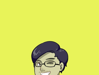 eyeglasses guy