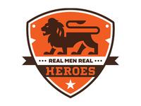 Real Men Real Heroes