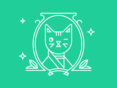 Robinhood palo alto animation robinhood illustration cat