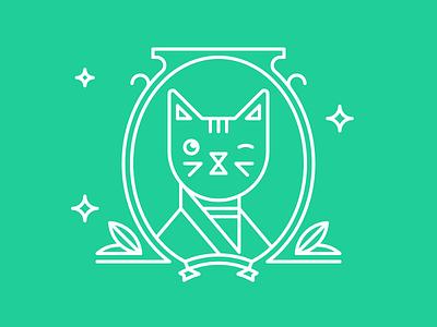 Robinhood palo alto animation robinhood illustration cat
