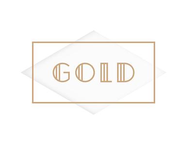 Robinhood Gold premium 3d palo alto robinhood lettering branding gold