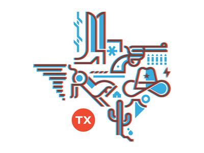 Texas barbed wire boot texas gun horse hat cowboy tx cactus alamo rain tornado mesa spur rope overprinting state lone star austin wilkins