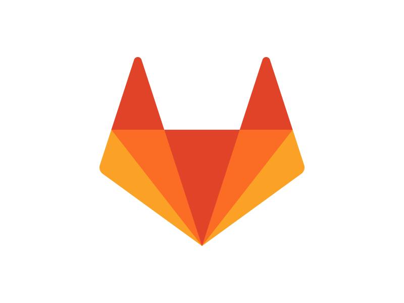 GitLab san francisco gitlab fox logo branding