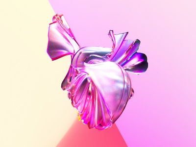 ❤️ valentines day bash candy dispersion octane cinema 4d c4d 3d hearts valentine valentines heart