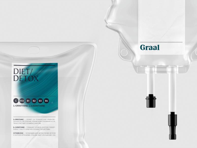 Graal medical branding design brand identity identity typography illustration branding design nimax